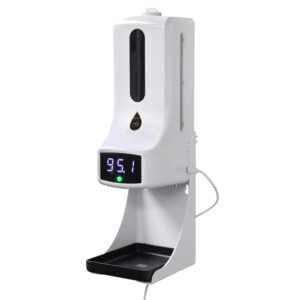 K9 Pro Self-Service Thermometer and Dispenser
