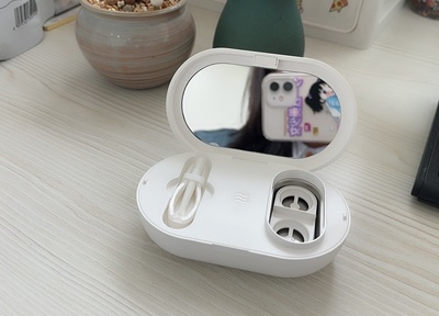 EraClean Ultrasonic Contact Lens Cleaner photo review